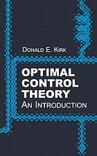 Optimal control theory; an introduction