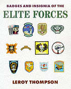 Badges and insignia of the elite forces.