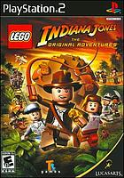 Lego Indiana Jones : the original adventures.