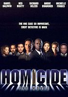 Homicide : the movie