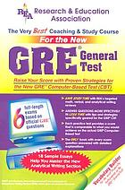 The very best coaching and study course for the new GRE general test