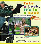Take a look, it's in a book : how television is made at Reading rainbow