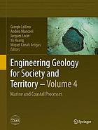 Engineering geology for society and territory. Volume 4, Marine and coastal processes