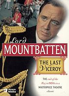 Lord Mountbatten. / The last viceroy