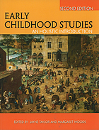 Early childhood studies : an holistic introduction