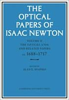 The optical papers of Isaac Newton
