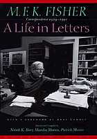 A life in letters : correspondence, 1929-1991