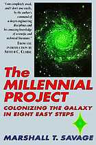 The millennial project : colonizing the galaxy in eight easy steps