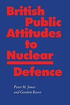 British public attitudes to nuclear defence