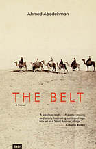 The belt : a novel