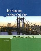 Job hunting in New York City