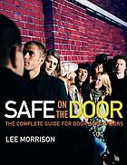 Safe on the door : the complete guide for door supervisors