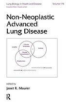 Non-neoplastic advanced lung disease
