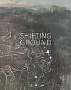 Shifting ground.