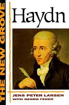 The New Grove Haydn : the New Grove composer biographies