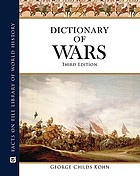 Dictionary of Wars.