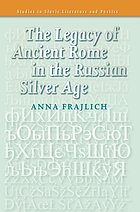 The legacy of ancient Rome in the Russian silver age