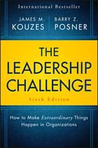 The Leadership Challenge : How to Make Extraordinary Things Happen in Organizations.
