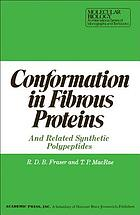 Conformation in fibrous proteins and related synthetic polypeptides