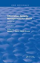 Information security management handbook on CD-ROM