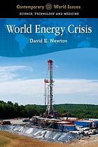 World energy crisis : a reference handbook