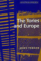 The Tories and Europe