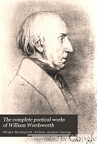 The complete poetical works of William Wordsworth.