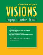 Visions : language, literature, content. A