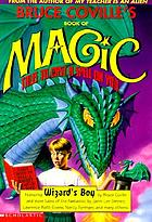 Bruce Coville's book of magic : tales to cast a spell on you