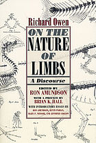 On the nature of limbs : a discourse