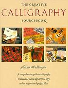 The creative calligraphy source book