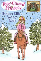 Princess Ellie's snowy ride