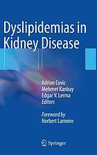 Dyslipidemias in kidney disease