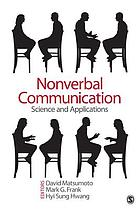 Nonverbal communication : science and applications