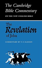 The Revelation of John : commentary.