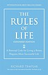 The rules of life : a personal code for living... by  Richard Templar
