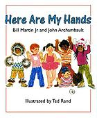 Early learning fun. Here are my hands.