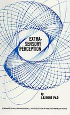 Extra-sensory perception