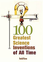 100 greatest science nventions of all times