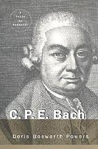 Carl Philipp Emanuel Bach : a guide to research