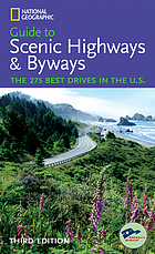 Guide to scenic highways & byways.