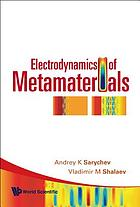 Electrodynamics of metamaterials