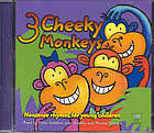 Three cheeky monkeys : nonsense rhymes for young children