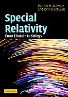 Special relativity : from Einstein to strings