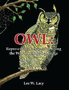 OWL : representing information using the web ontology language