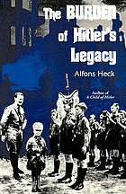 The burden of Hitler's legacy