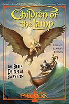 Children of the lamp : the blue Djinn of Babylon