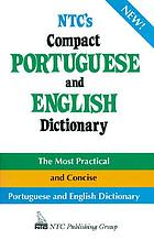 NTC's compact Portuguese and English dictionary.
