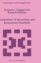 Symmetries of spacetimes and Riemannian manifolds