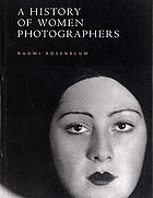 A history of women photographers